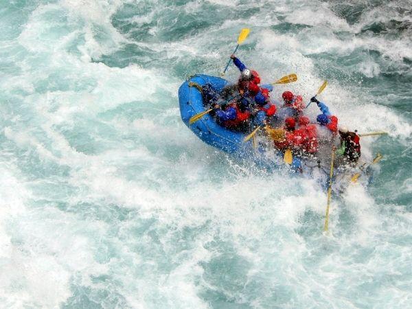 Spain - Rafting