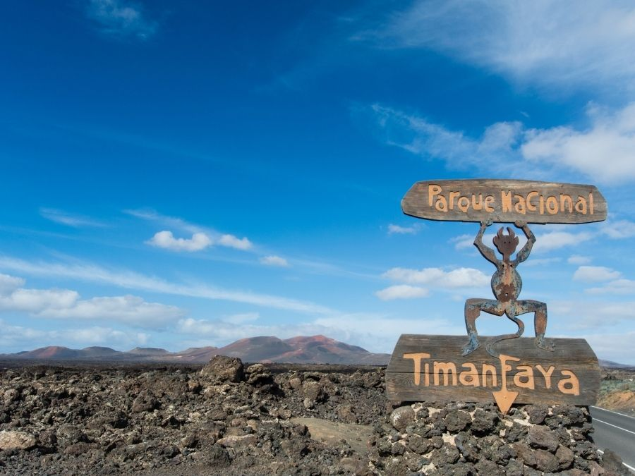 Spain - Timanfaya National Park