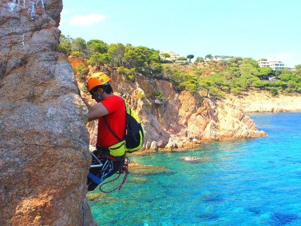 Spain - Via Ferrata de la Cala del Moli