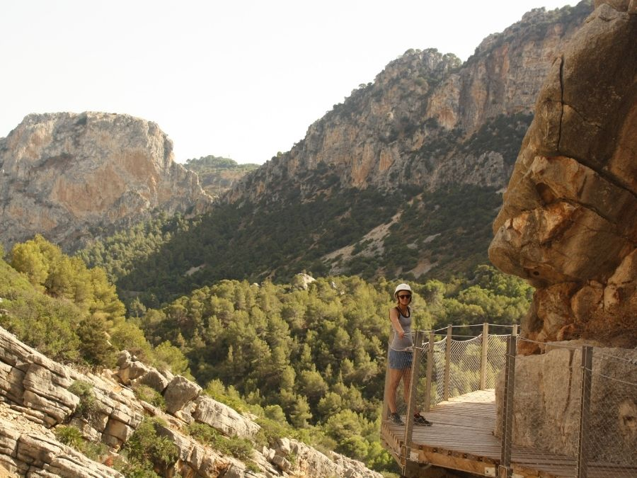 Spain hiking - Caminito del Rey