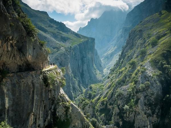 Spain hiking - Ruta del Cares