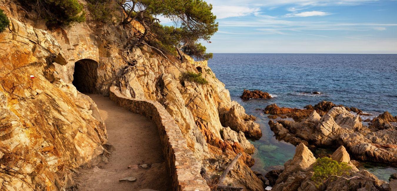 Spain hiking trails