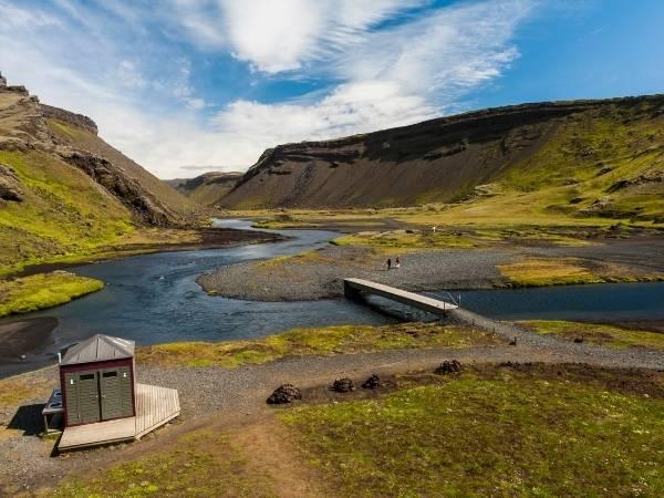 Suðurnámur Hike Iceland