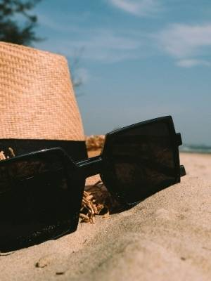 Sun protection - Tropical packinglist