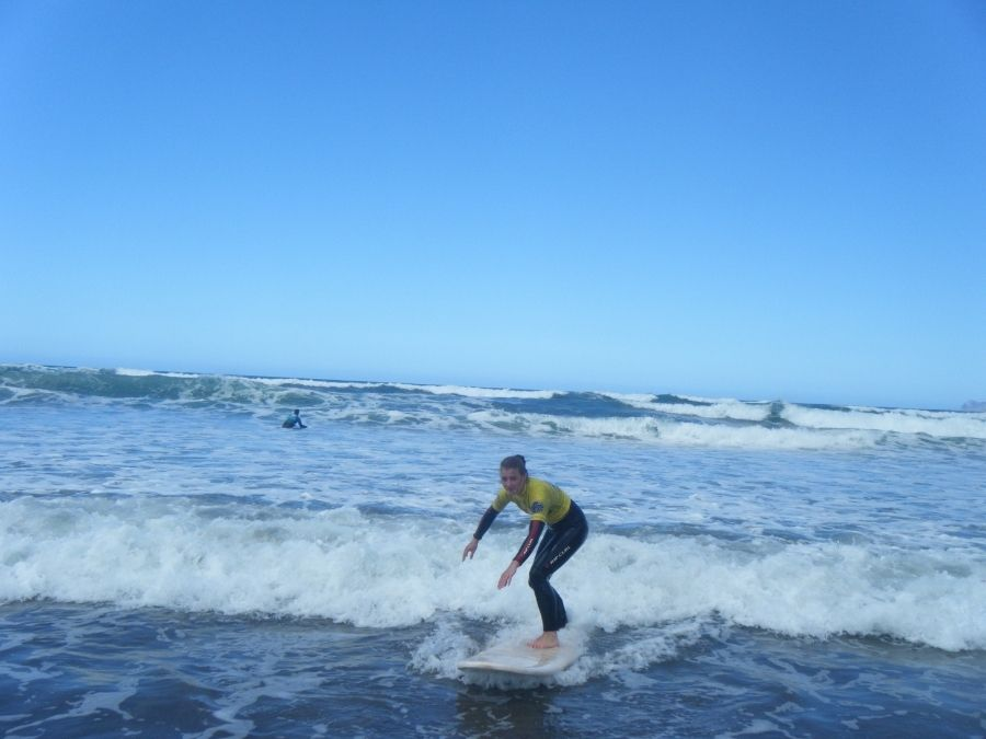 Surfing - Fuerteventura Spain