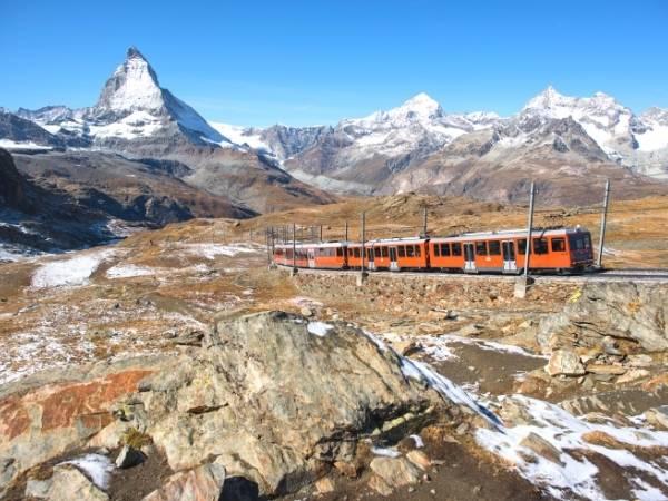 Swiss Topwalk - Zermatt