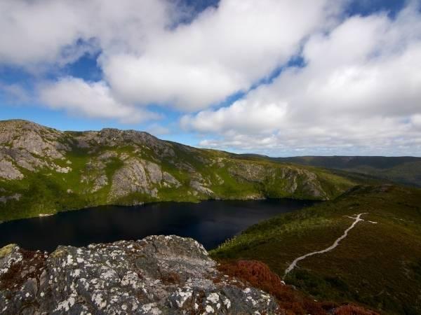 Tasmania Hiking the overland track