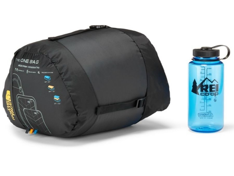 The North Face One Size Sleeping Bag