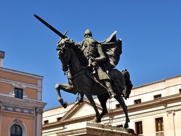 The Way of El Cid start biketouring
