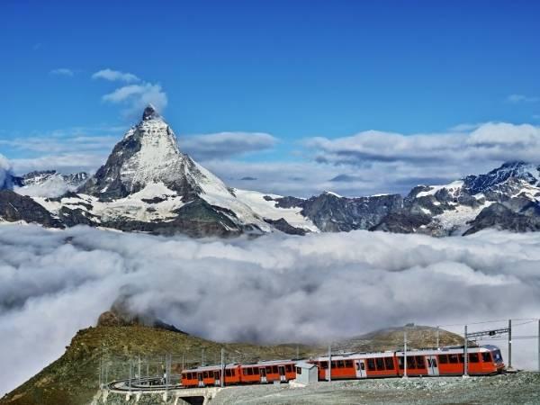 Train Matterhorn