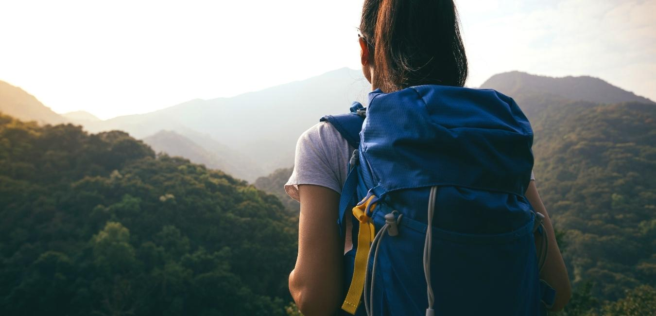 Training for backpacking and hiking