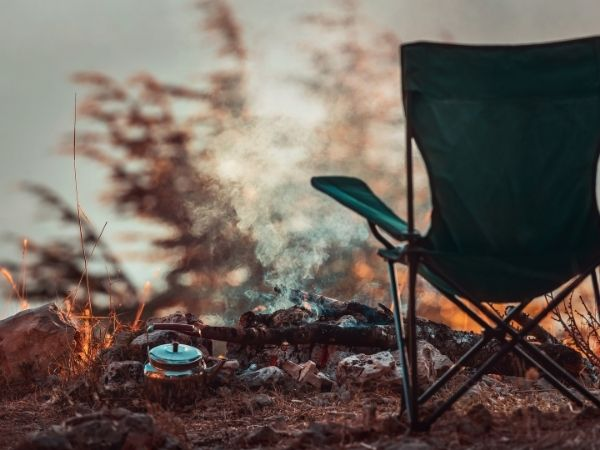 Types Camping Chairs