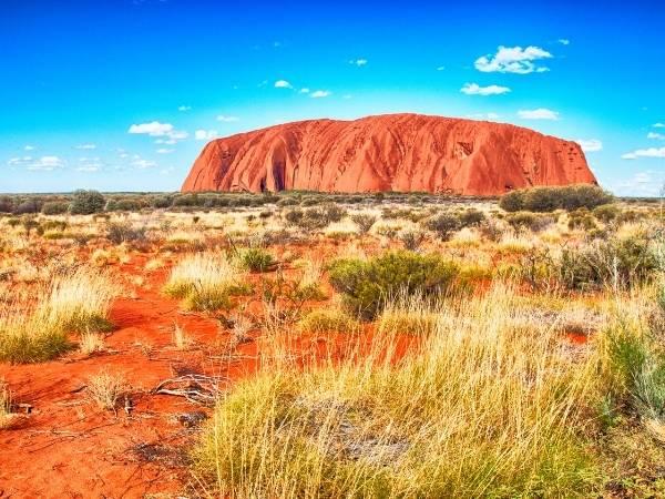 Uluru Northern Territory - Australia hiking