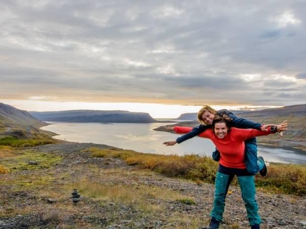 West Fjords - Hiking Iceland