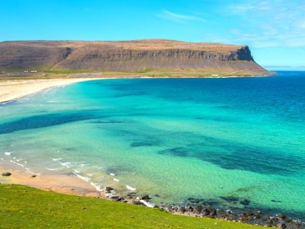 West Fjords - Hiking areas Iceland