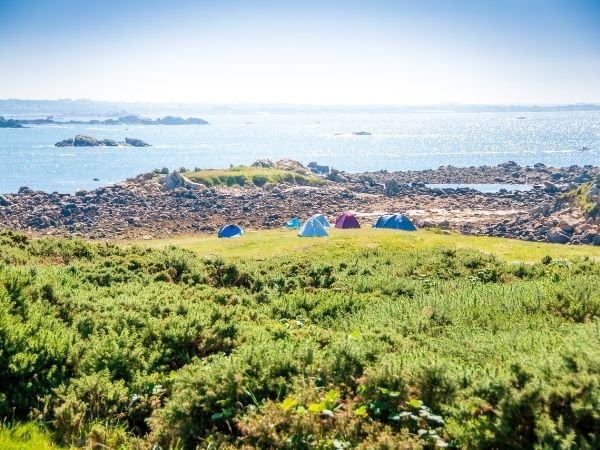 Wild Camping France