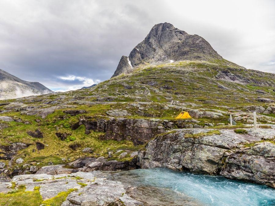 Wild Camping - Norway