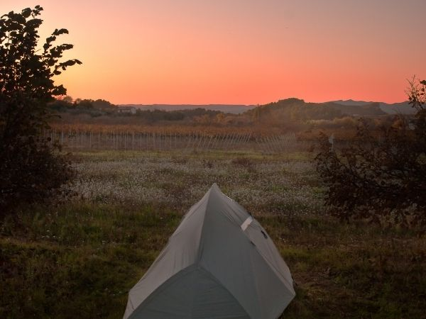 Wild Camping Spain