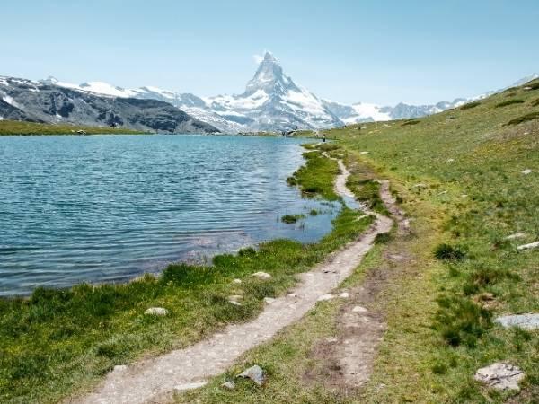 Zermatt - 5 lakes walk
