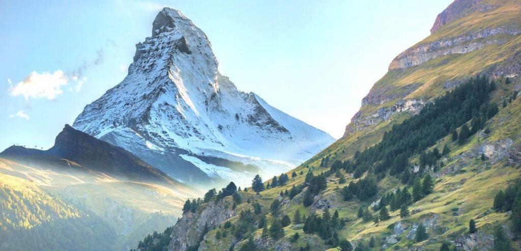Zermatt hiking