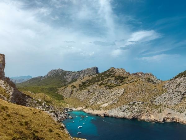 mallorca coast side