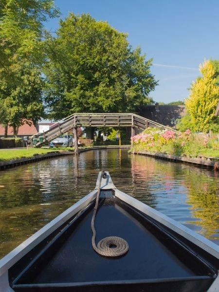 Giethoorn - Netherlands Road Trip