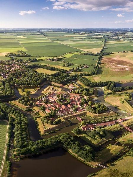 Bourtange - Road Trip Netherlands