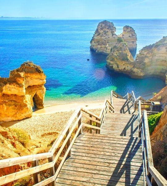 Algarve - Roadtrip Spain Portugal