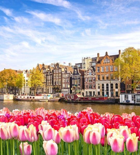 Amsterdam - Europe Road Trips