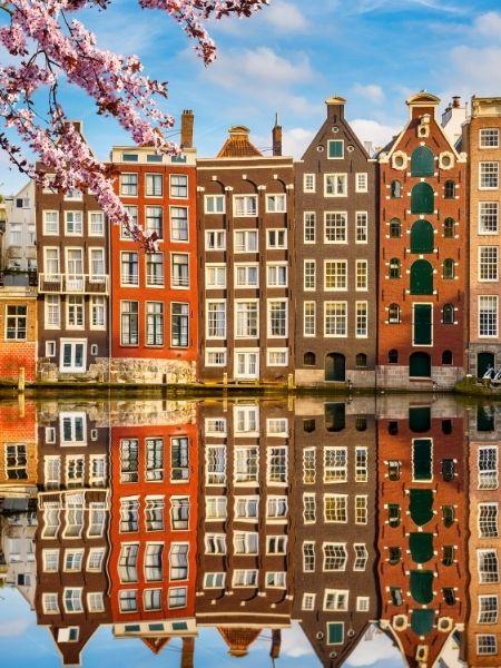 Amsterdam - Netherlands Road Trip