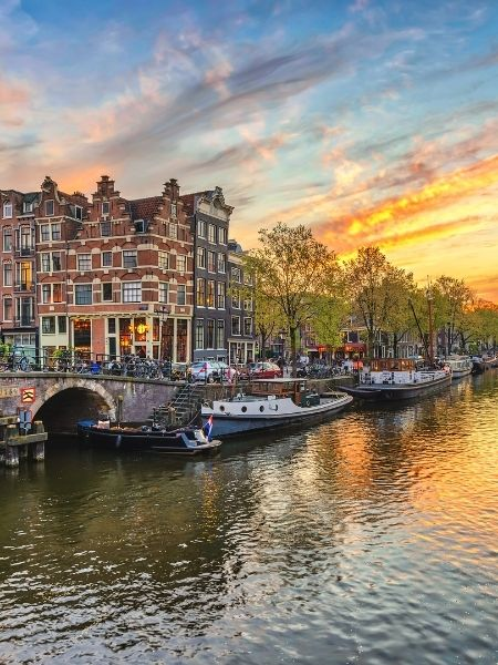 Amsterdam - Road Trip Netherland