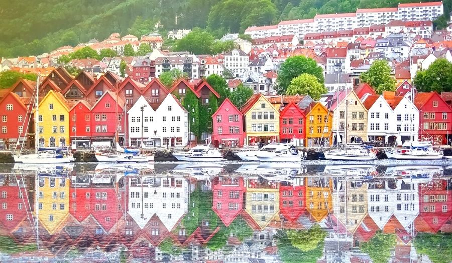 Bergen - Norway Roadtrip