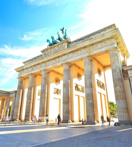 Berlin - Europe Road Trips