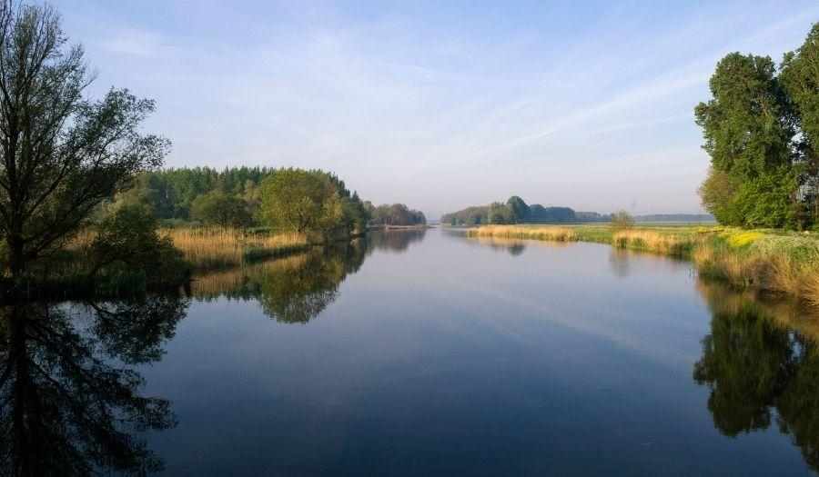 Biesbosch cycling netherlands