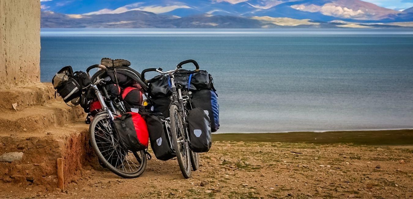 Biking Panniers Ortlieb