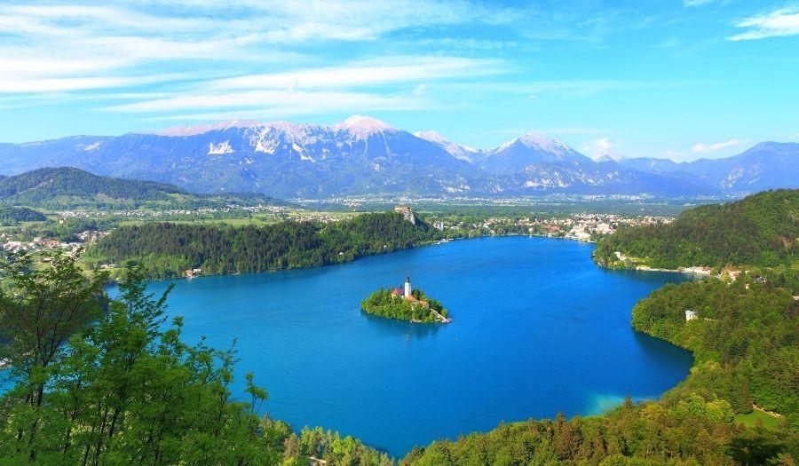 Bled Lake - Road Trip Europe