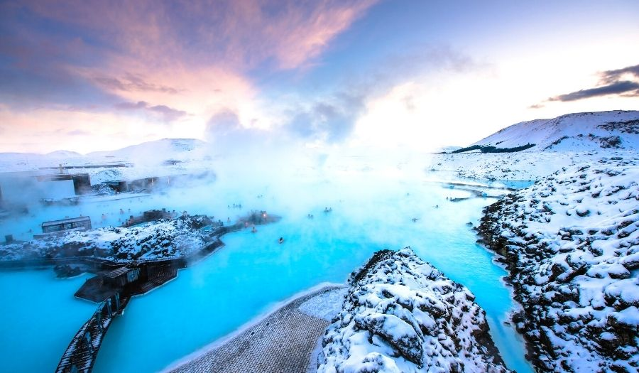Blue Lagoon Iceland Best Time
