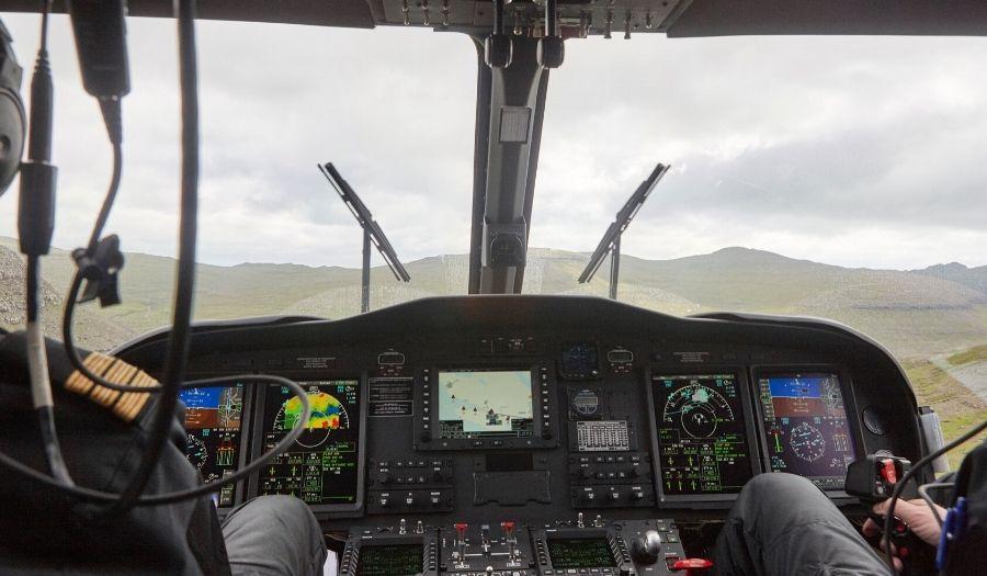 Book Helicopter Faroe Islands