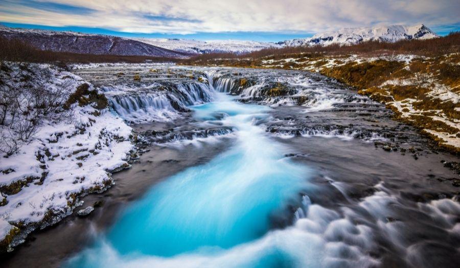 Bruarfoss - Iceland Golden Circle