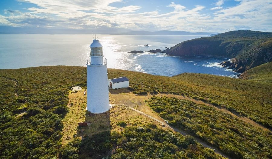 Bruny Island - Lighthouse