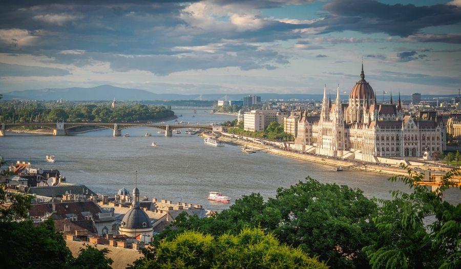 Buda Hills Budapest Valentine