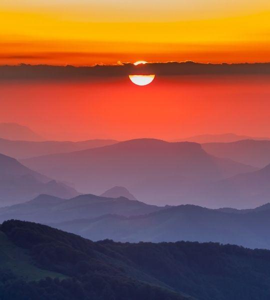 Bulgaria Mountains - Europe Road Trip