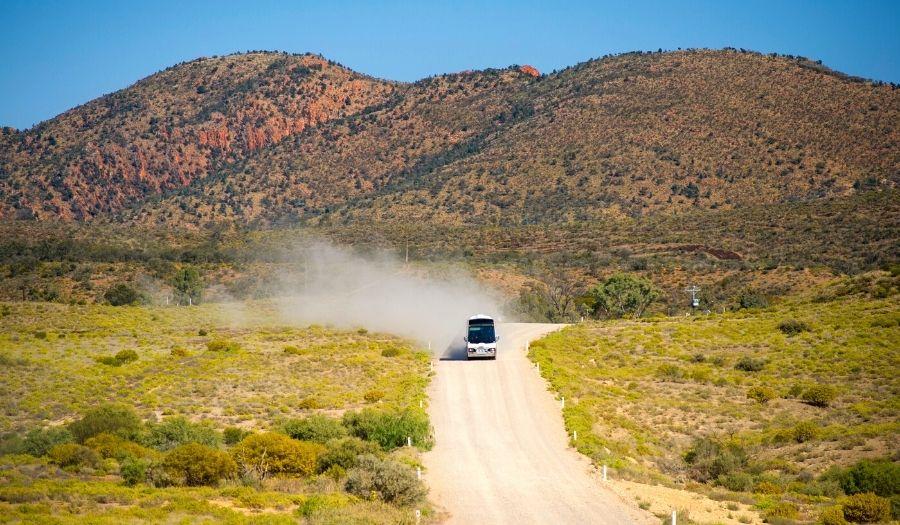 Bus Australia Cost