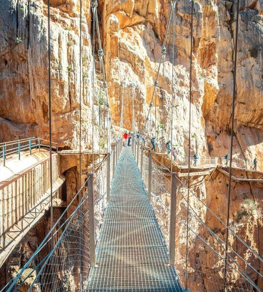Caminito Del Rey - Spain Hike