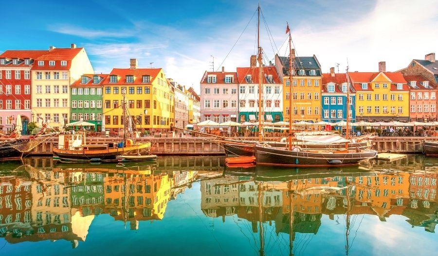 Copenhagen - Road Trip Denmark, Sweden, Finland