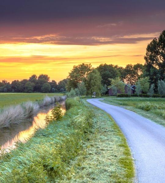 Cycling Netherlands - Friesland