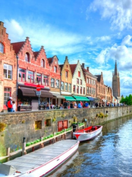 Day trip from Amsterdam to Bruges