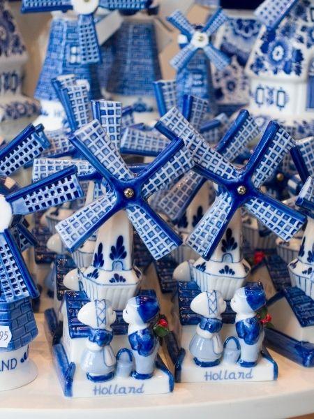 Delfts Blue Art - Netherlands
