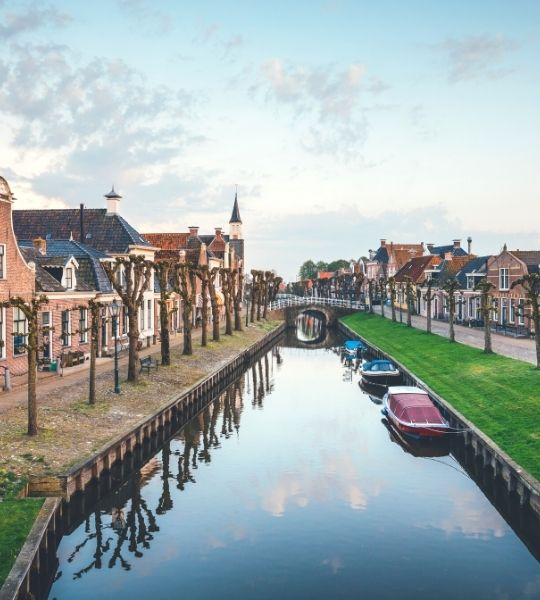 Elfstedentocht - Cycling Netherlands