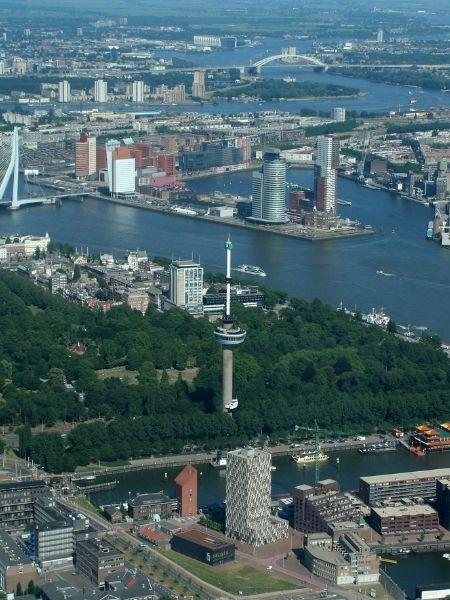 Euromast - Road Trip Netherlands